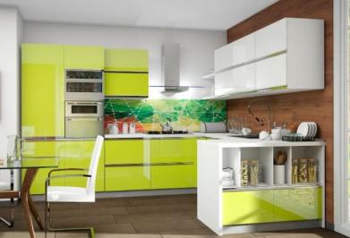 """Кухня Alvic Luxe """"Кристина"""""""